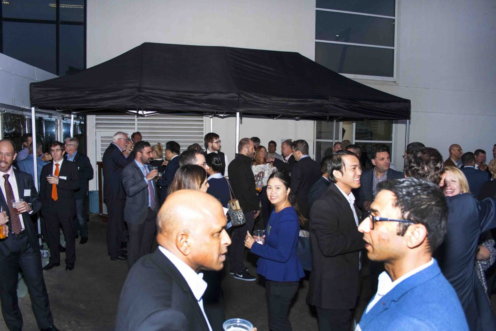 Parramatta Chamber of Commerce Business After 5